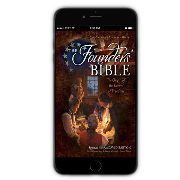 The Founders Bible Digital Edition