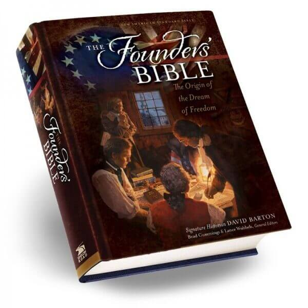 The Founders Bible Hardcover Edition