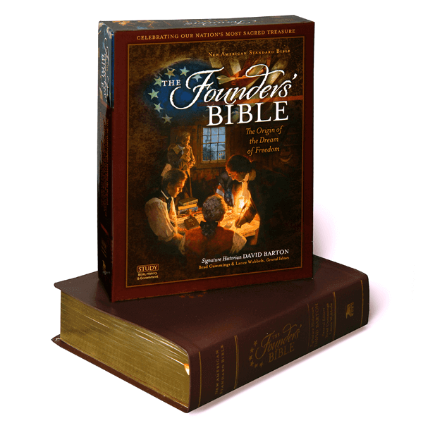 The Founders Bible Leather