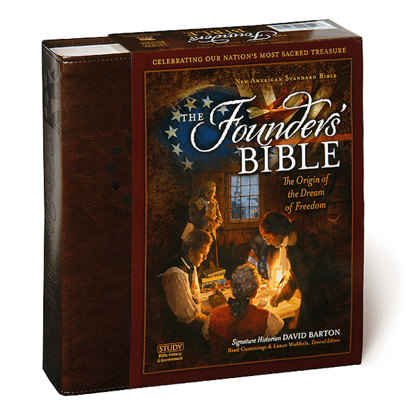 The Founders Bible Soft Leather