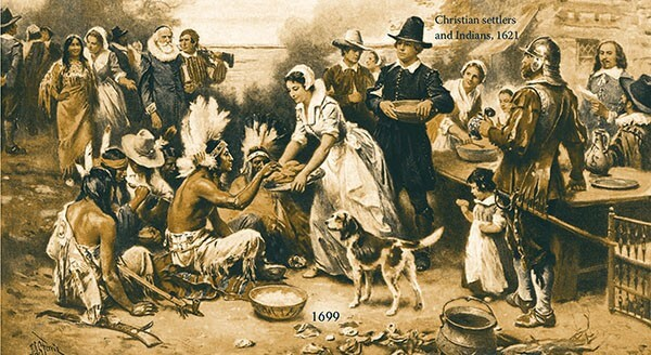 thanksgiving - tradition or reality 1