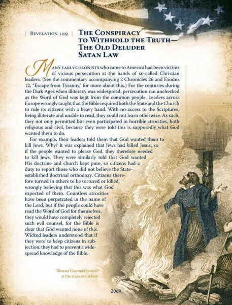 The Old Deluder Satan Law